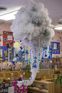 Preschool weather project